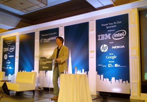 Jim Zemlin - opening keynote LCS