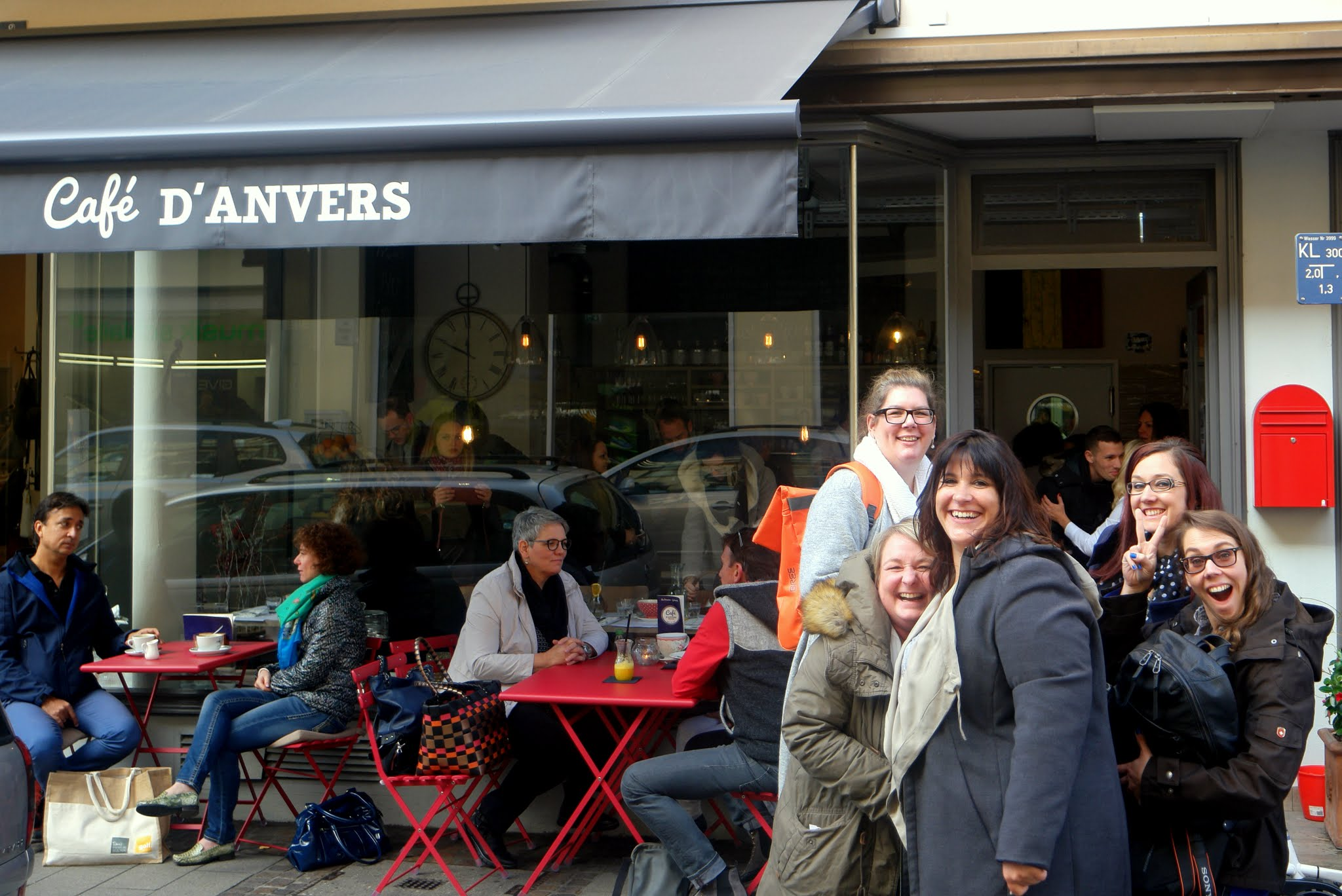 Cafe d'Anvers