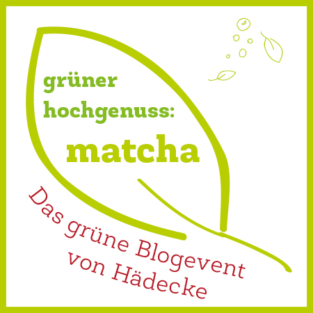 Matcha Blogparade